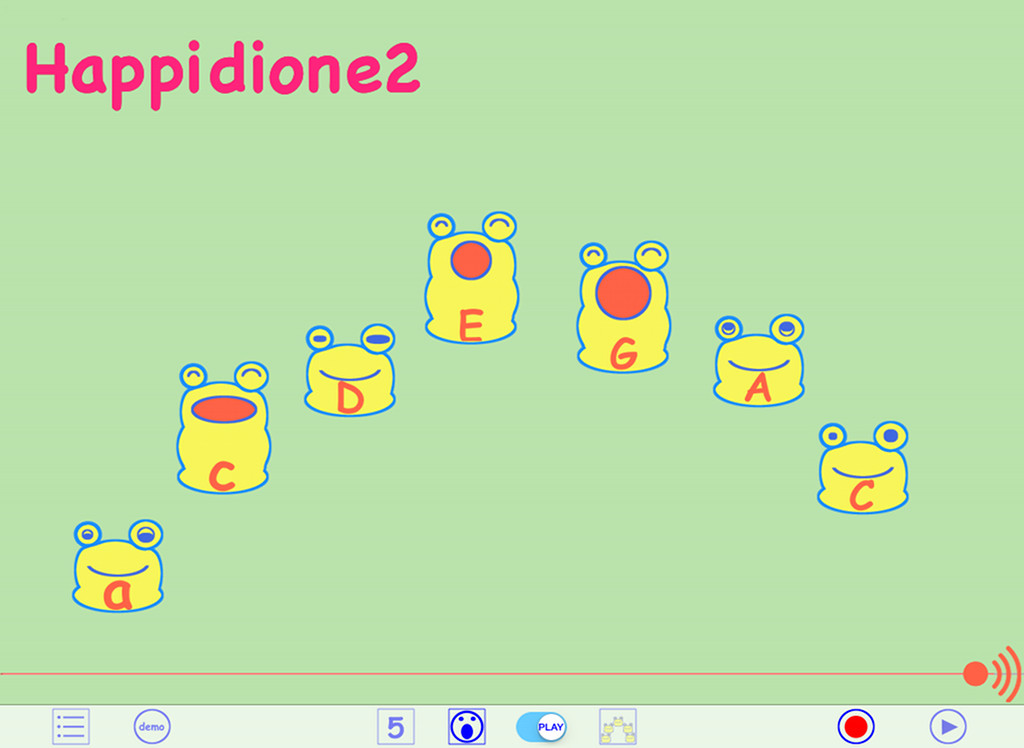 Happidione screenshot
